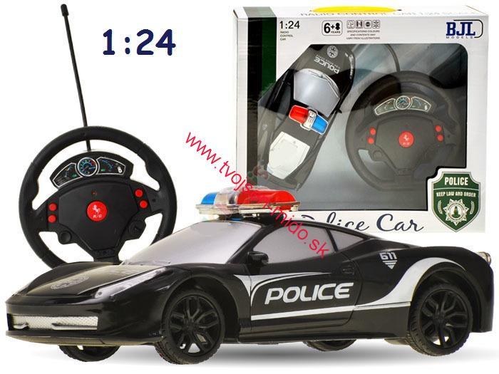 cd6b3071f JOKO RC auto Polícia na diaľkové ovládanie | Tvojsen-mido.sk ...