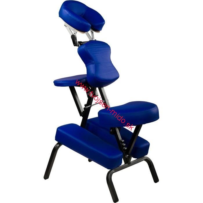 1d550894a6987 MOVIT Masážna stolička skladacia modrá 8,5 kg | Tvojsen-mido.sk ...