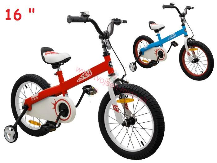 5027da5efa4b Royal Baby Detský bicykel 16