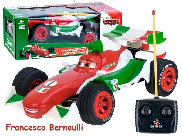 9b46b342e JOKO Cars Auto na diaľkové ovládanie, Francesco Bernoulli, červené ...