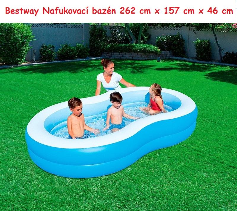 Bestway 54117 Nafukovací Bazén Pre Deti 26215746cm