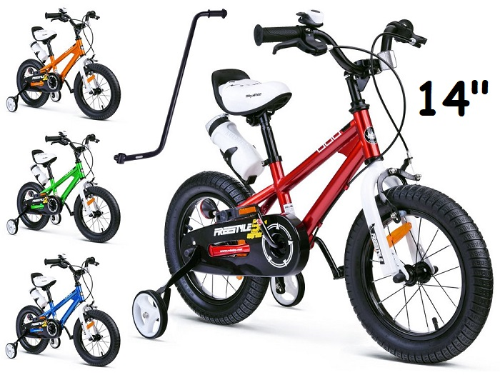 2ab8324d18eff Royal Baby Detský bicykel 14