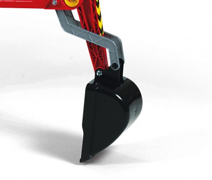 Rolly Toys Zadný bager Rear Excavator