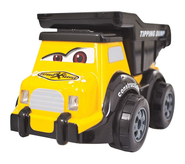 BUDDY TOYS RC model auto DumperBRC 00040