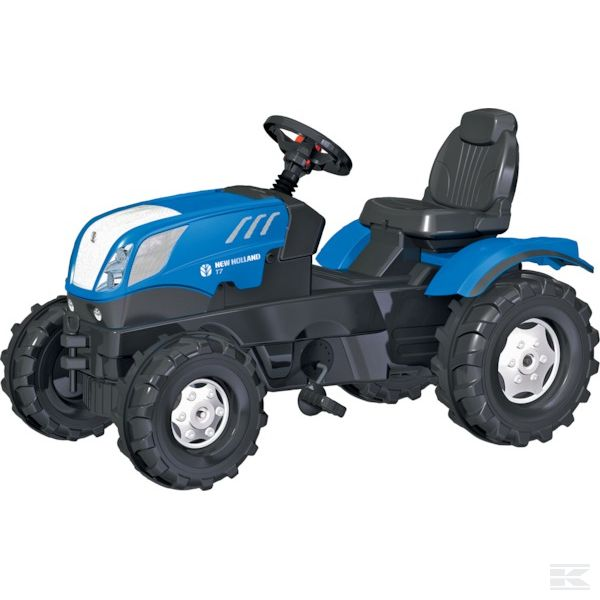 Rolly Toys Šľapací traktor New Holland T7