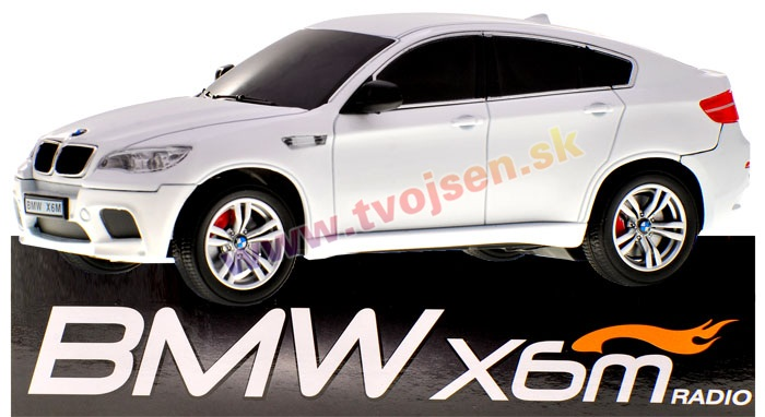 RC model BMW X6 1:24 21cm
