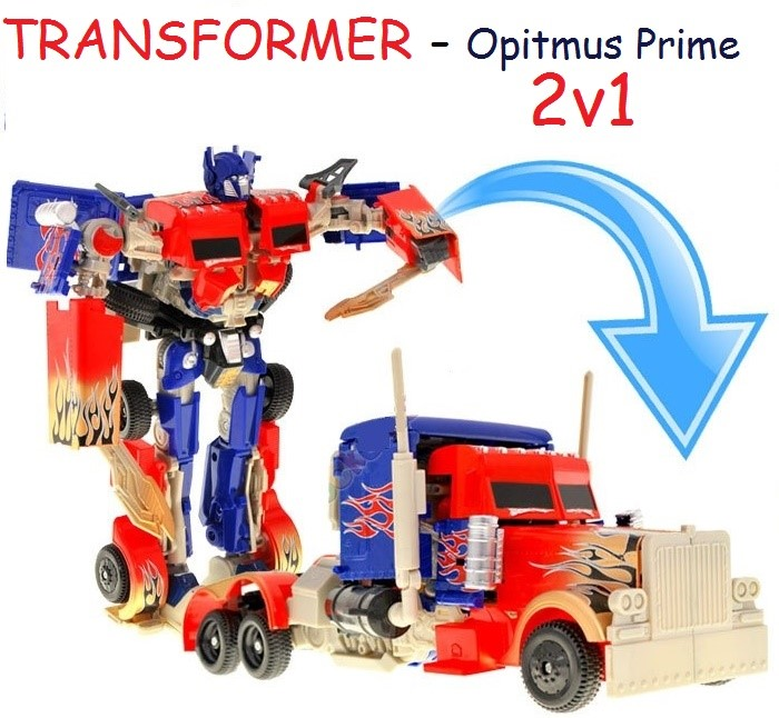 Transformers OPTIMUS PRIME 30cm