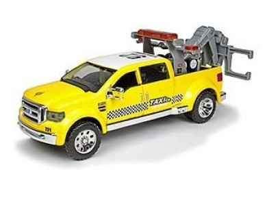 Model 1:31 Ford Mighty f-350 super duty