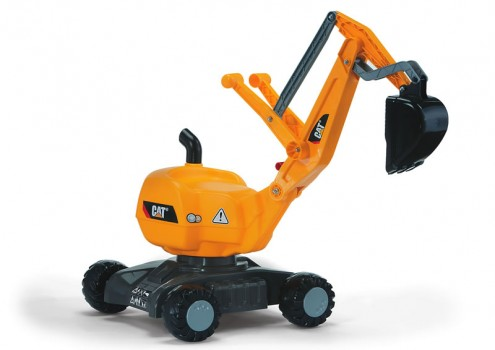 Rolly Toys Bager - CAT Digger