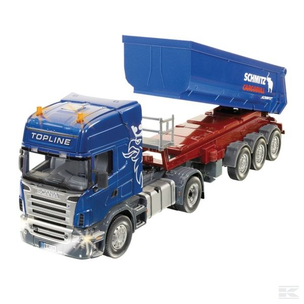 RC Kamión Scania Set Siku Control 32 + náves